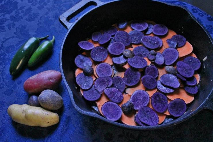potato-quiche